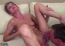 Porno nacional com marmanjo comendo a sogra