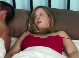 Porno doido de mae e filho dotado